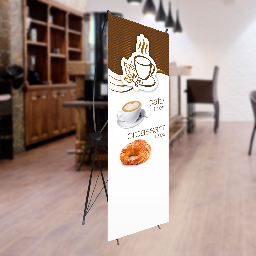 Displays X-Banner en Lleida